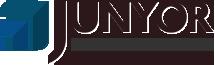 junyor construction logo